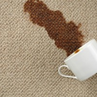 <p>coffee spill</p>